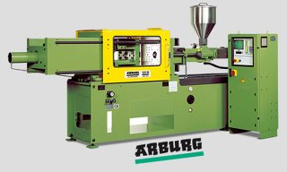 Injection molding machines from the German world market leader